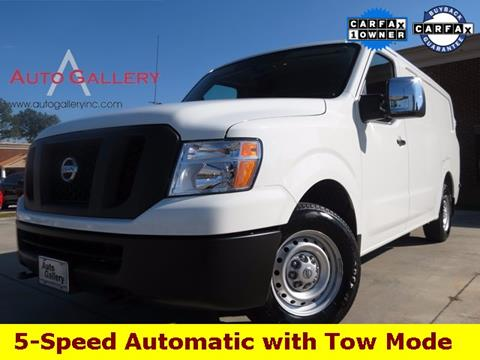 2014 Nissan NV Cargo for sale in Gainesville, GA