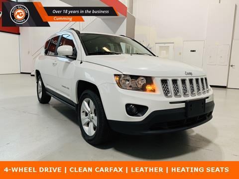 2017 Jeep Compass for sale in Gainesville, GA