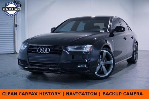 Audi For Sale In Ga >> 2015 Audi A4 For Sale In Gainesville Ga