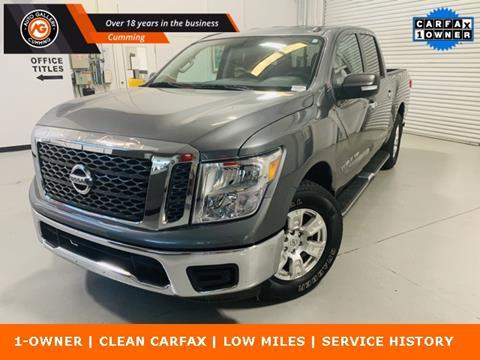 2018 Nissan Titan for sale in Gainesville, GA