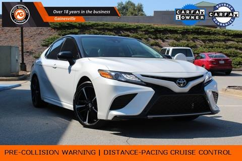 2019 Toyota Camry for sale in Gainesville, GA