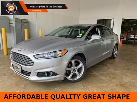 2014 Ford Fusion for sale in Gainesville, GA
