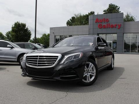 2017 Mercedes-Benz S-Class for sale in Gainesville, GA