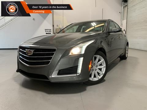 2016 Cadillac CTS for sale in Gainesville, GA