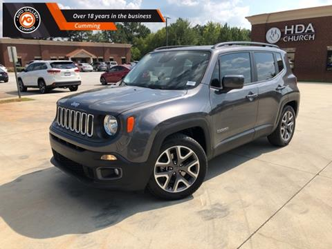 2017 Jeep Renegade for sale in Gainesville, GA