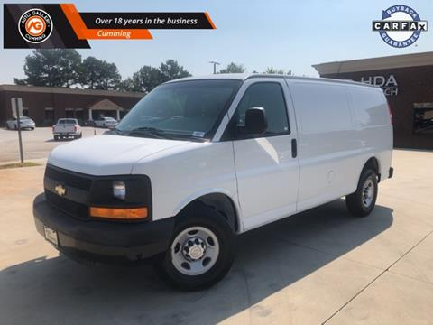 2016 Chevrolet Express Cargo for sale in Gainesville, GA
