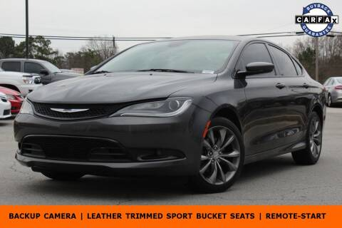 2015 Chrysler 200 for sale in Gainesville, GA