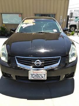 2008 Nissan Maxima for sale in Modesto, CA