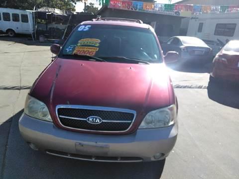 2005 Kia Sedona for sale in Modesto, CA