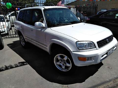 1999 Toyota RAV4 for sale in Modesto, CA