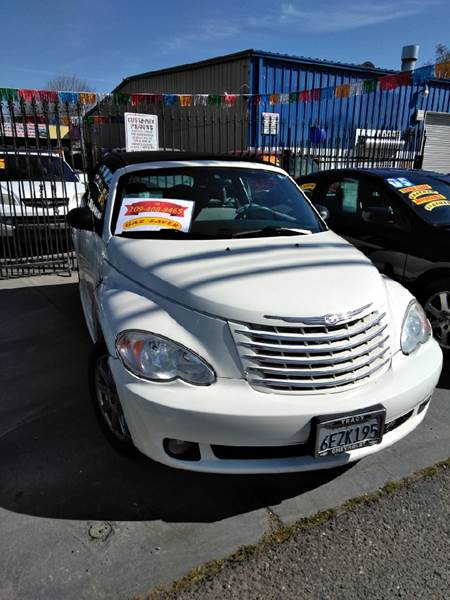 Chrysler PT Cruiser Touring In Modesto CA Affordable Auto - Chrysler auto finance