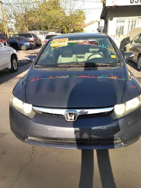 2006 Honda Civic For Sale At Affordable Auto Finance In Modesto CA