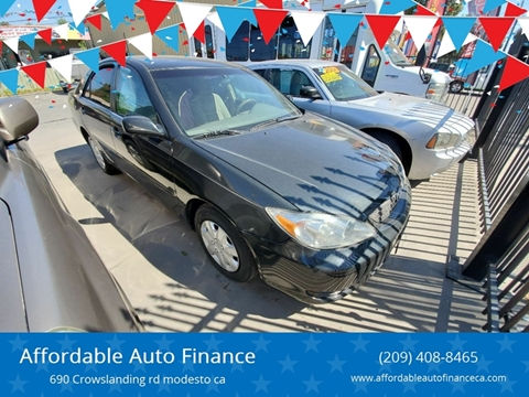 Affordable Auto Finance - Modesto CA - Inventory Listings