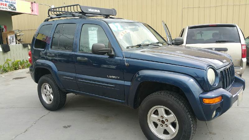 2004 Jeep Liberty For Sale At Affordable Auto Finance In Modesto CA