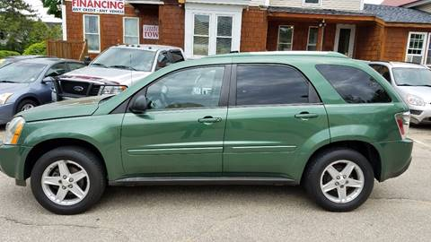 2005 Chevrolet Equinox for sale in Laconia, NH