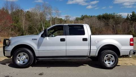 2005 Ford F-150 for sale in Laconia, NH