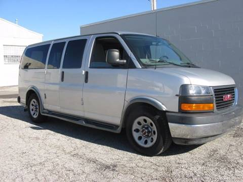 2011 GMC Savana Passenger for sale in Saint Louis, MO