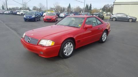 1995 Mercedes-Benz SL-Class for sale in Spokane Valley, WA