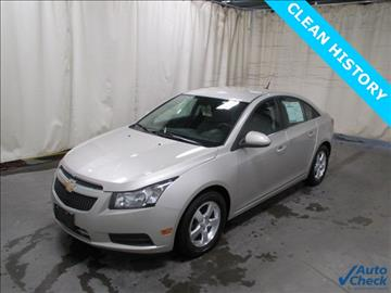 2014 Chevrolet Cruze for sale in Watertown, NY
