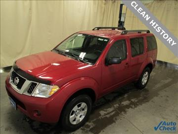2012 Nissan Pathfinder for sale in Watertown, NY