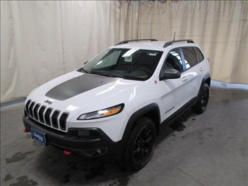 2016 Jeep Cherokee for sale in Watertown, NY