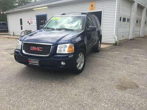 2002 GMC Envoy for sale in Bath, ME
