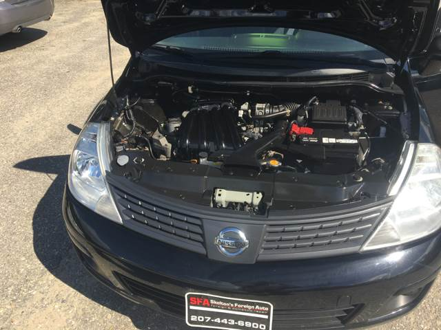 2009 Nissan Versa 1.6 4dr Sedan 5M - Bath ME