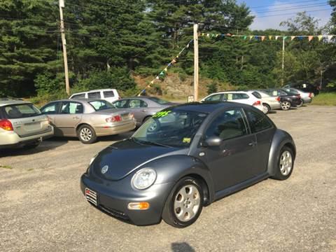 2002 Volkswagen New Beetle for sale in Bath, ME