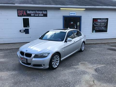 Bmw 3 Series For Sale In Bath Me Skelton S Foreign Auto Llc