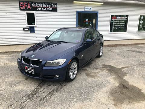 2011 BMW 3 Series for sale in Bath, ME