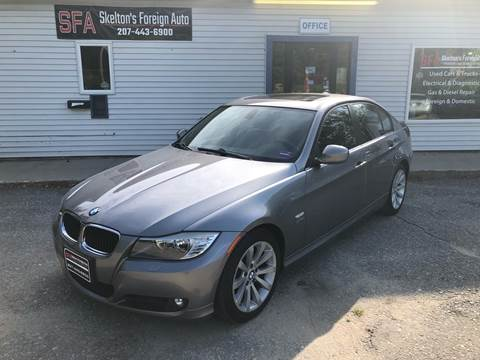 2009 BMW 3 Series for sale in Bath, ME