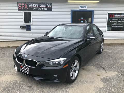 2014 BMW 3 Series for sale in Bath, ME