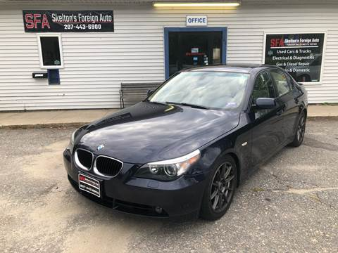 2004 BMW 5 Series for sale in Bath, ME