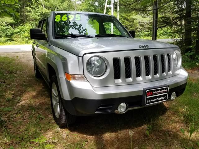 2011 Jeep Patriot 4x4 Latitude X 4dr SUV - Bath ME