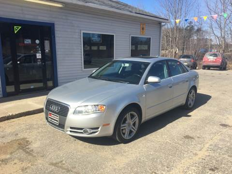2007 Audi A4 for sale in Bath, ME