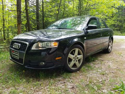 2008 Audi A4 for sale in Bath, ME