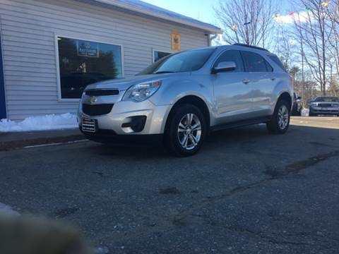 2011 Chevrolet Equinox for sale in Bath, ME