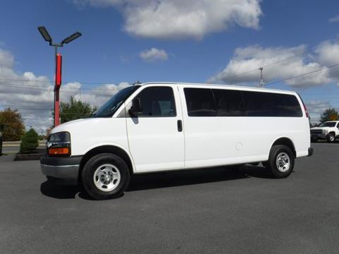 15 Passenger Vans For Sale >> 2017 Chevrolet Express Passenger For Sale In Ephrata Pa
