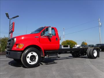 2004 Ford F-650 for sale in Ephrata, PA