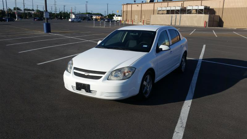 2010 Chevrolet Cobalt For Sale At Centerpoint Motor Cars In San Antonio TX