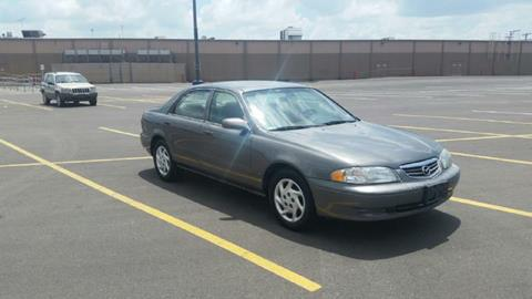 2002 Mazda 626 for sale in San Antonio, TX