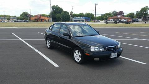 2002 Hyundai Elantra for sale in San Antonio, TX