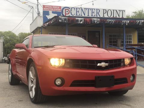 2010 Chevrolet Camaro for sale in San Antonio, TX