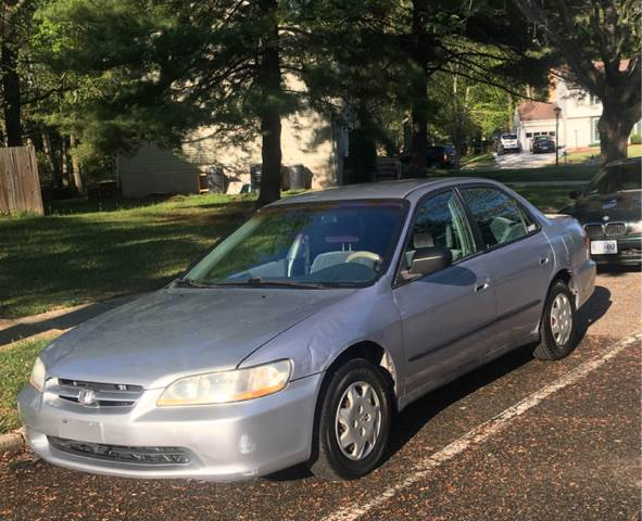 1998 Honda Accord DX 4dr Sedan - Hagerstown MD