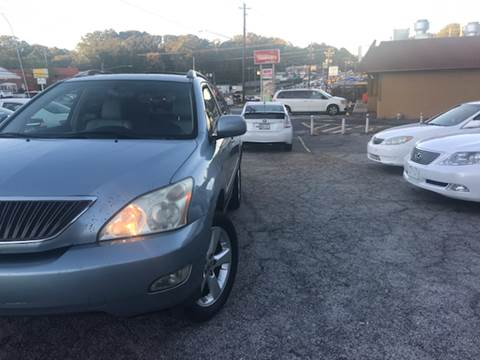 2007 Lexus RX 350 for sale in Decatur, GA