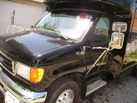2003 Ford E-450 for sale in Bellefontaine, OH