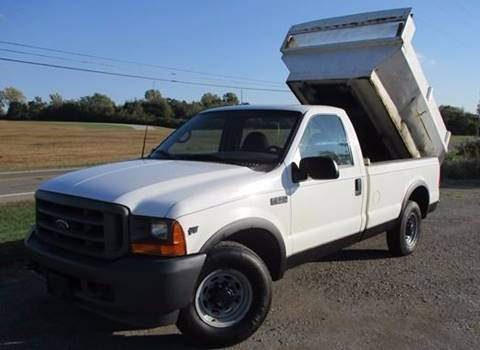 2001 Ford F-250 Super Duty for sale in Bellefontaine, OH