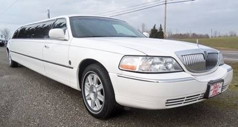 2007 Lincoln Town Car for sale in Bellefontaine, OH
