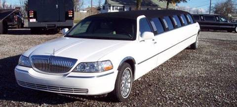 2006 Lincoln Town Car for sale in Bellefontaine, OH