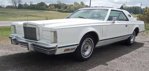 1977 Lincoln Mark V for sale in Bellefontaine, OH